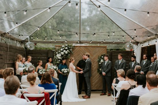 Cary Outdoor Ceremony