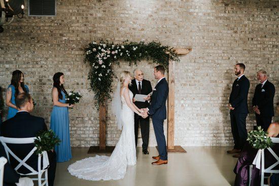 Cary Wedding Ceremony