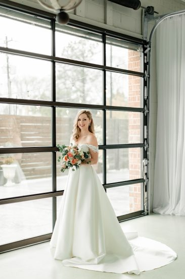 Raleigh Bridal Portraits