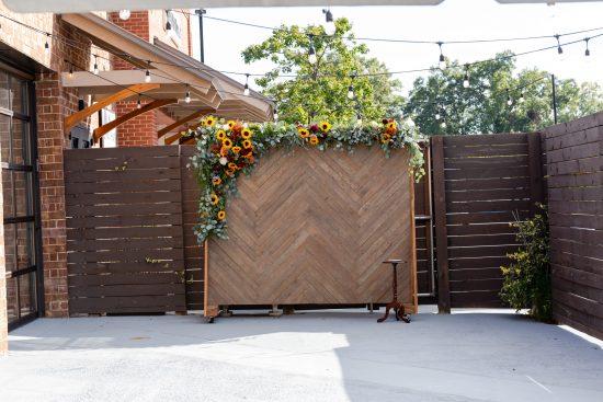 Cary Outdoor Wedding Venue